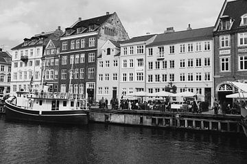 Nyhavn Kopenhagen von yasmin meraki