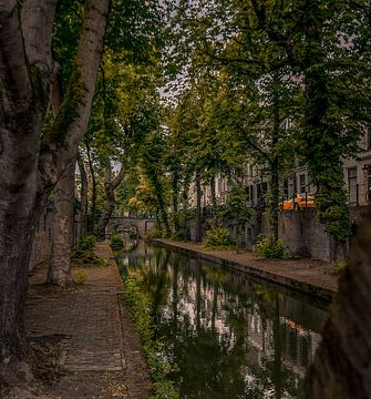 Nieuwe gracht in de zomer van Robin Pics (verliefd op Utrecht)