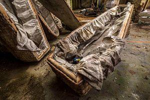 (urbex) Lost Coffin