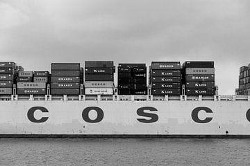 COSC passing by von Marco de Groot