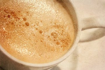 Der Kaffee ist fertig van