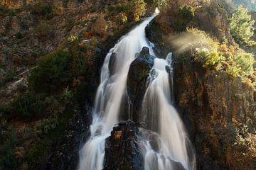 Waterfall Durcal van Cornelis (Cees) Cornelissen