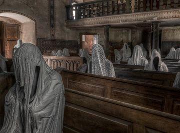 Lost Place - die Kirche der Geister van