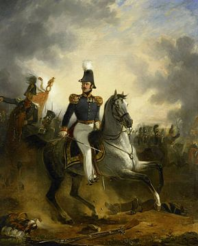 La bataille de Houthalen, Nicholas Pieneman sur