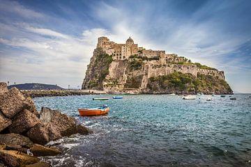 Castello Aragonese in Ischia Ponte von Christian Müringer