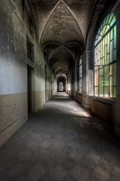 Black Hallway sur Roman Robroek