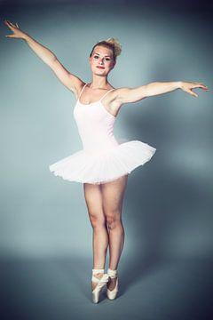 Dancing 3 van Irene Hoekstra