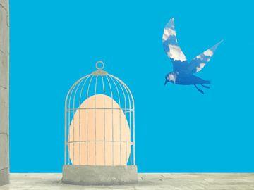 Der Käfig von Catherine Fortin