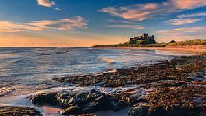 Bamburgh Castle - England