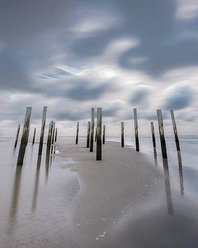 Dehpt of silence van Eric Hendriks