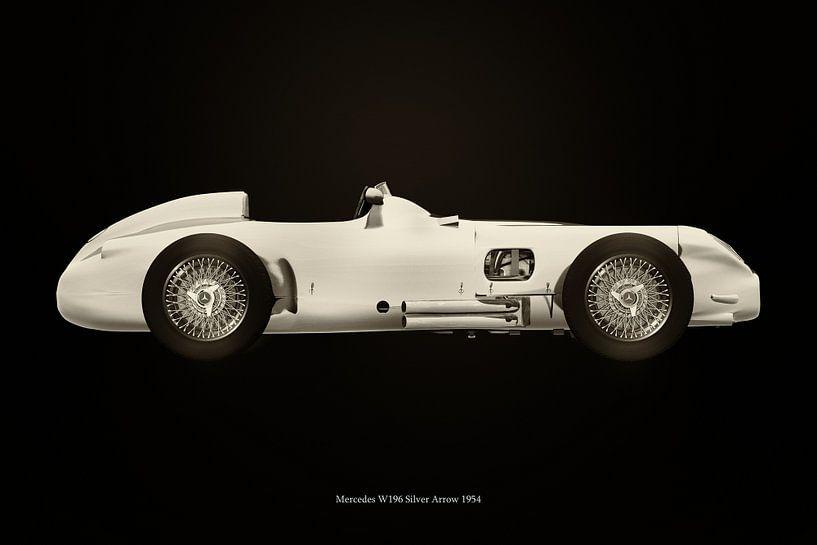 Mercedes W196 van Jan Keteleer