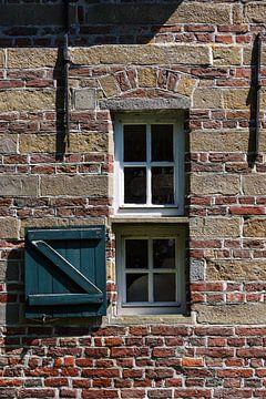 Doppeltes Burgfenster van