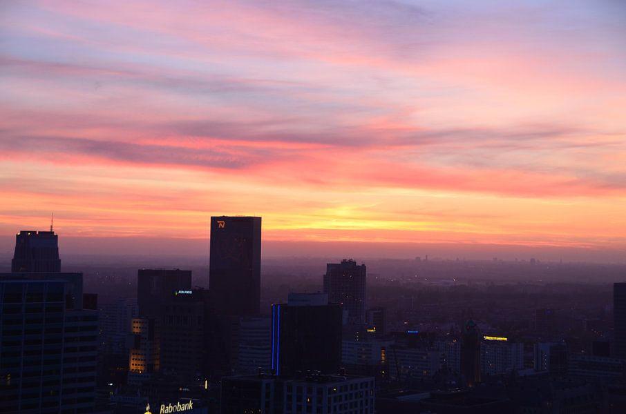Rotterdam Centrum op zijn Best van Marcel van Duinen