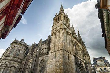 Cathédrale Saint-Pierre de Vannes sur Mark Bolijn