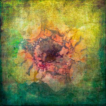Abstrakte Farbe