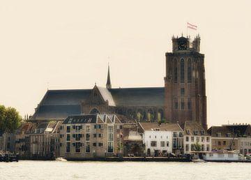 Grote Kerk - Dordrecht von Bert Seinstra