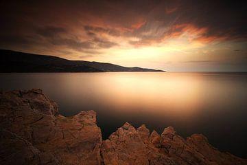 Sonnenuntergang Losinj #02 von Gerhard Niezen Photography