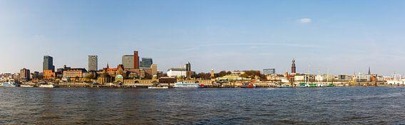 Sunshine Hamburg van Werner Reins