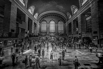 Grand Central Terminal van Joris Pannemans - Loris Photography