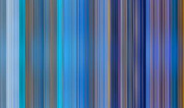 Kleurenpalet van het Blauwe Uur in Nederland van