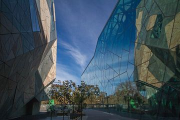 Melbourne Federation Square van Tessa Louwerens