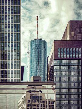 Frankfurter Fassaden von Frank Wächter