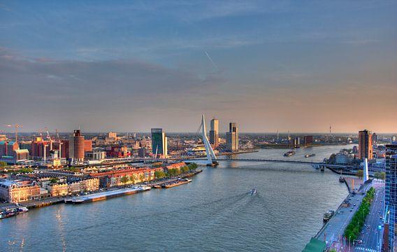 Rotterdam HDR Nieuwe Maas