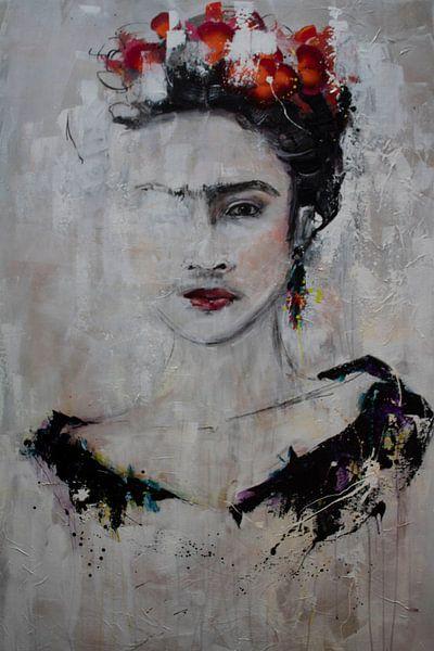 Meine Königin Frida von Ursula Aubri