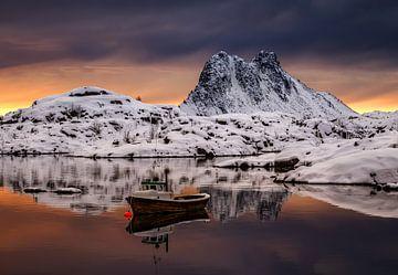 Boat at Steine van