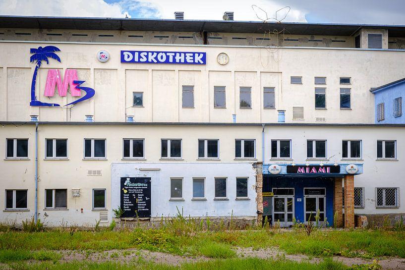 Diskothek Miami von Evert Jan Luchies