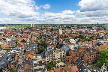 Vue sur Louvain sur Joost Potma