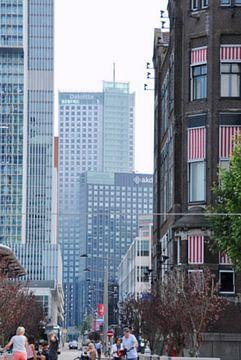 Architectuur in Rotterdam - de Kop van Zuid sur Georgina Fotografie