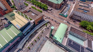 From the top of Rotterdam von Dick van der Wilt