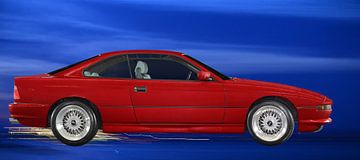 BMW 8-serie (type E31) in originele kleur van aRi F. Huber