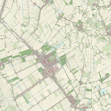 Kaart vanStadskanaal