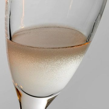 Champagne glas van Achim Prill