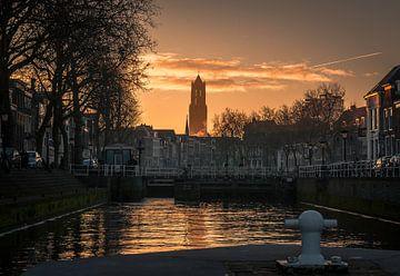 Weerdsluis en de Dom. van Verliefd op Utrecht