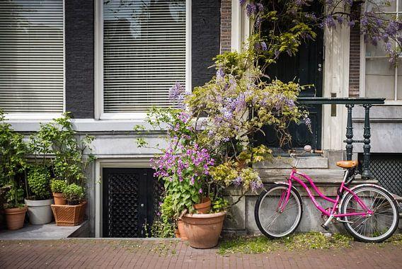 Springtime in Amsterdam van Scott McQuaide