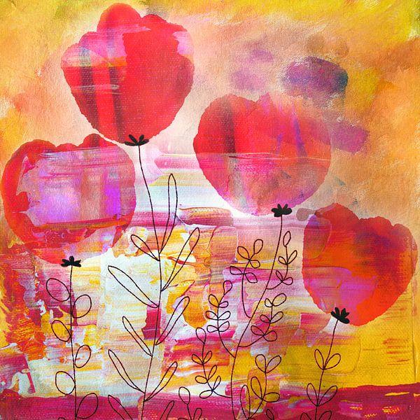 Spring Vibes van Jacky Gerritsen