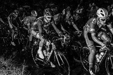 Raindrops - Radrennen von Huizer Fotografie