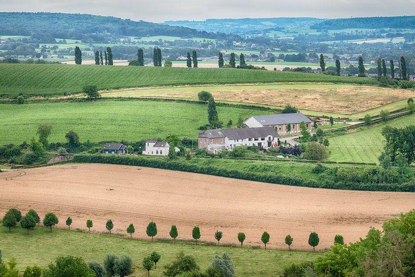 Limburgs landschap van Mark Bolijn