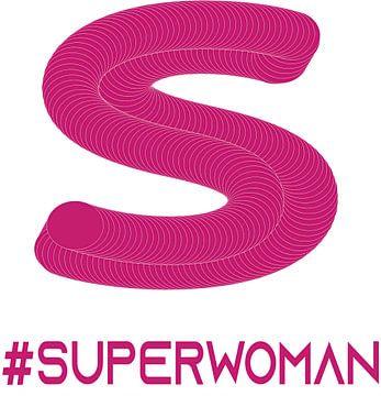 Superwoman van Mirthe Simoen