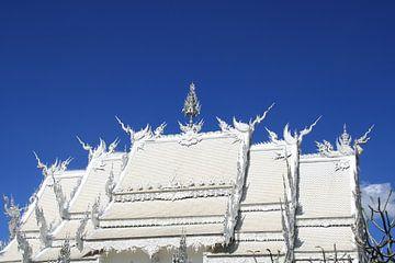 Witte tempel van Mr Greybeard