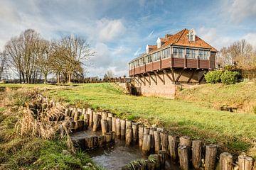 Watermeule Hout-Blerick von Daan van Oort