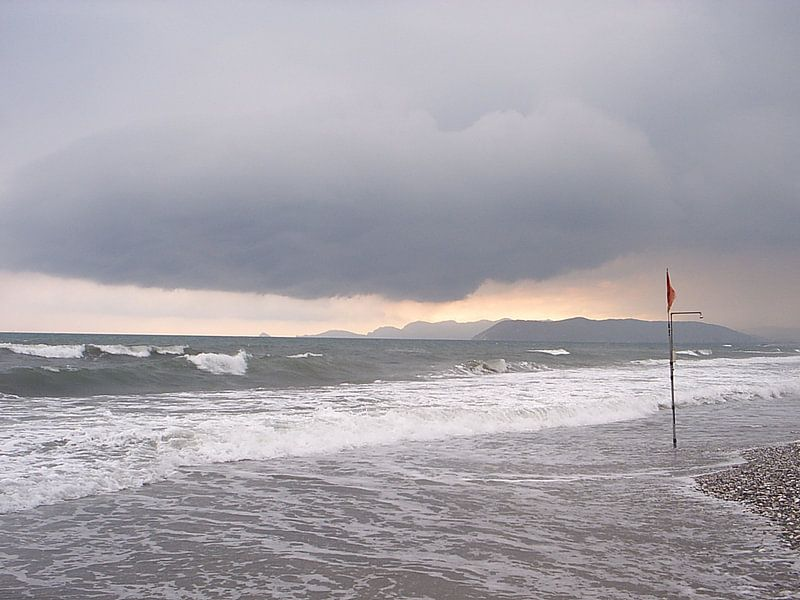 Stormweer van Nico den Hartog