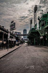 Fenway Park in Boston, USA