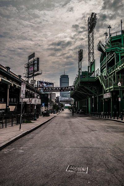 Fenway Park in Boston, USA van Nynke Altenburg