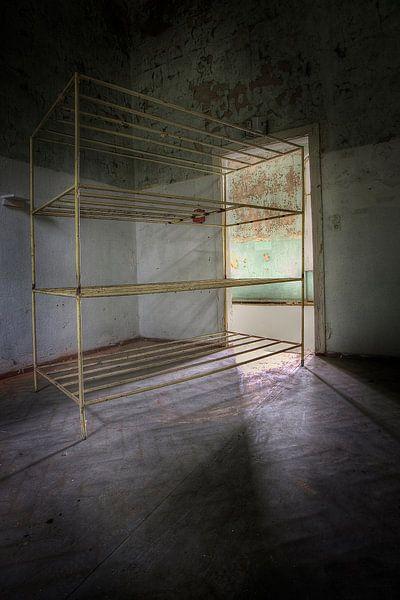 De slaapkamer van Arthur van Orden