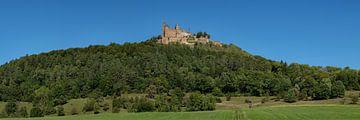 Kasteel Hohenzollern Panorama van Uwe Ulrich Grün