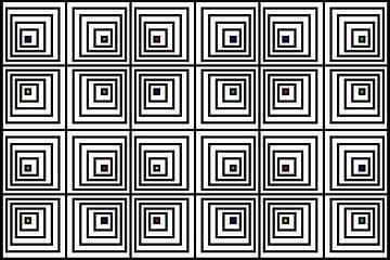 Genesteld | Offset | 06x04x2 | N=06 | V42 | RGBY van Gerhard Haberern